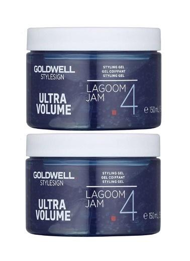 Goldwell Goldwell Lagoom Jam Ultra Hacim Jöle 2X150 Ml Renksiz